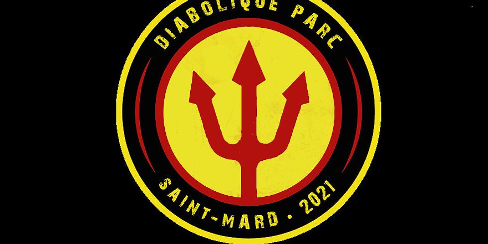 """""""Mini Diabolique PARC"""" BELGIQUE-RUSSIE 12 juin 21h00"""