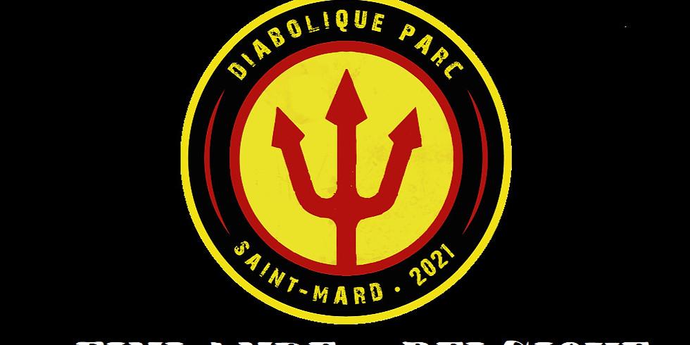 """""""Mini Diabolique Parc"""" FINLANDE - BELGIQUE 21 juin 21h00"""