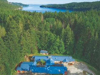 Pender Island Health Centre Turns 40