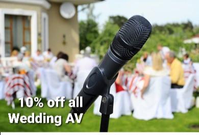 Weddings 10% OFF