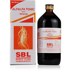 SBL Alfalfa Tonic With Ginseng Pack of 3