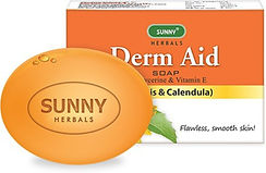 Bakson's Derm Aid Soap Pack of 6