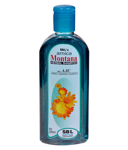 SBL Arnica Montana Herbal Shampoo Pack of 4