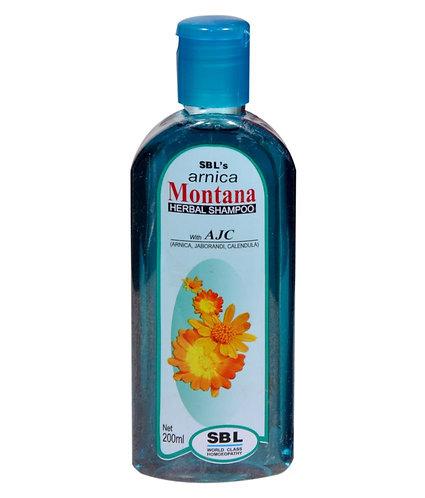 SBL Arnica Montana Herbal Shampoo Pack of 4