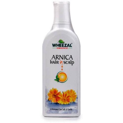 Wheezal Arnica Hair N Scalp Treatment (200 ml) Pack of 3