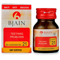 Bjain Bio-Combination No. 21 Tablet Pack of 4