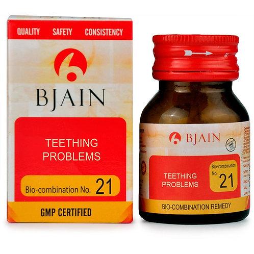 Bjain Bio-Combination No. 21 Tablet Pack of 4
