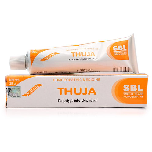 SBL Thuja Ointment Pack of 10