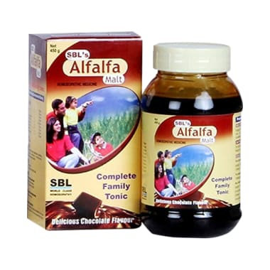 SBL Alfalfa Malt 450g Pack of 2