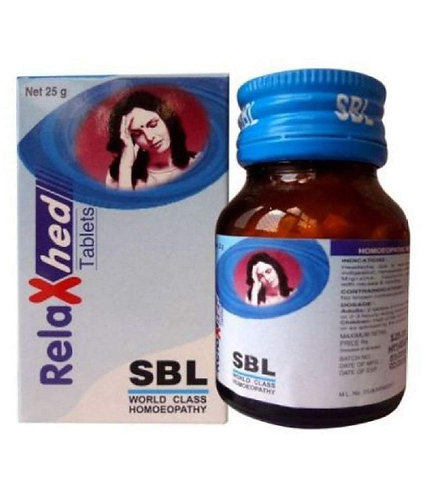 SBL Relaxhed Tablet Pack of 3