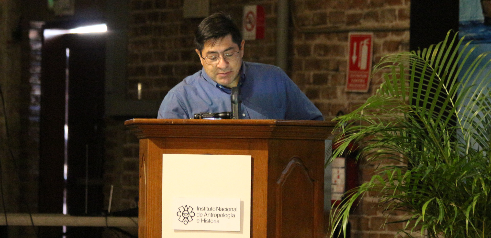 Arqlgo. Manuel Perez Rivas