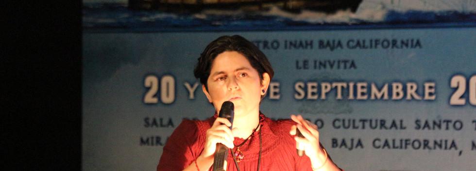 Hist. Maria Teresa Mendoza