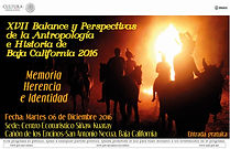 antropologia, baja california, historia