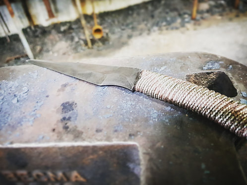 August 28th Bladesmithing Day Class