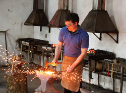 Beginners Course in Blacksmithing