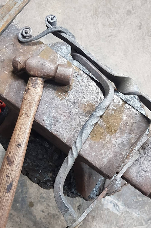 November 25th 2021 Blacksmithing Day Class 2021
