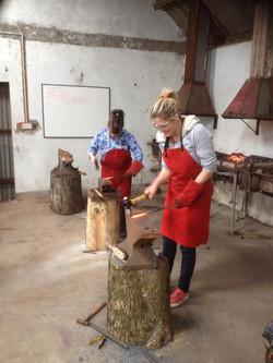Blacksmithing Day Class