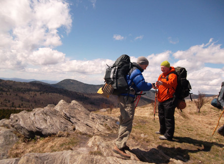 The top 5 Mistakes Beginner Backpackers Make