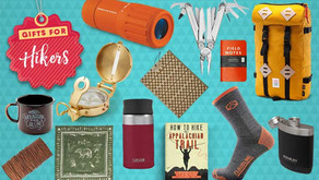 13 Useful Gifts for Hikers and Walkers