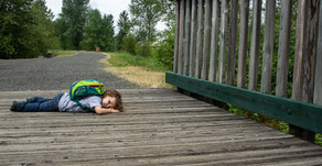 HOW TO KEEP KIDDOS COOL ON TRAIL WHEN HIKING IN SUMMER