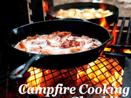 Campfire Cooking Checklist