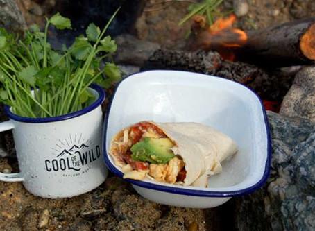 Easy Peasy Camping Breakfast Burritos Recipe