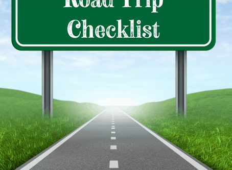 Official Exclusive Road Trip Checklist – Reliable and Proven!