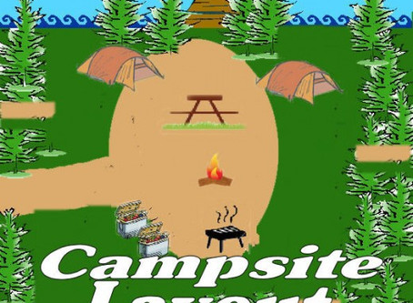 Kid-Safe Camping and Campsite Layouts