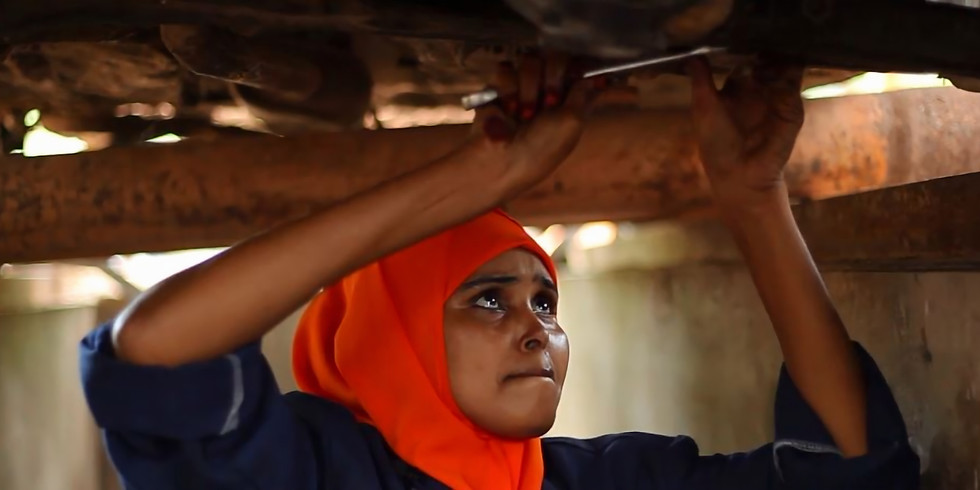 Defying the Odds in Dadaab Refugee Camp (5min)