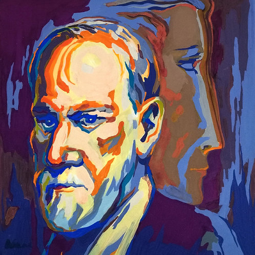 Freud and His Spirit