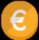 3D-Euro-Zeichen
