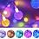 """Thumbnail: Гирлянда """"Шарики"""" 16 цветов"""