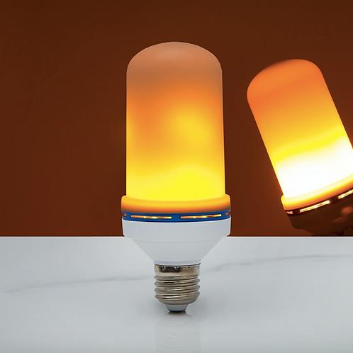 Лампочка с эффектом живого пламени
