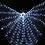 Thumbnail: Светодиодные крылья взрослые