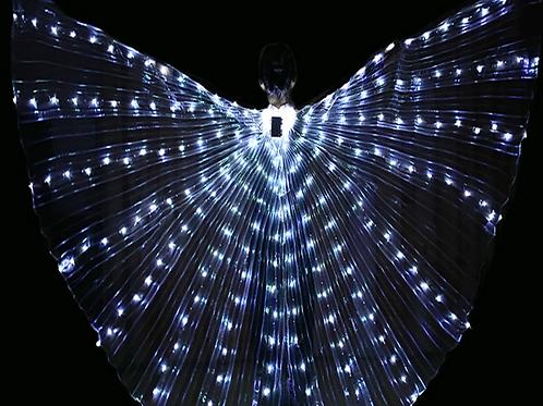Светодиодные крылья взрослые