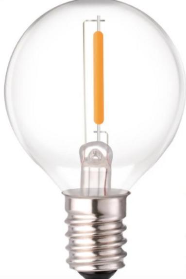 Светодиодные лампочки для ретро-гирлянд E12