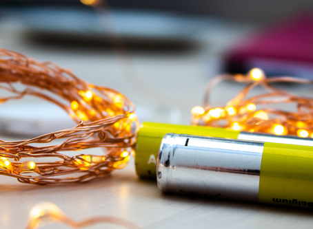 Какие батарейки нужны для гирлянд?