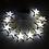 гирлянда звезды белые