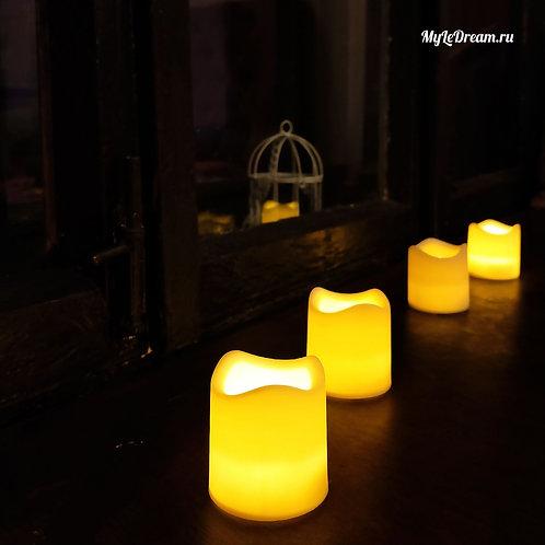 Мерцающие свечи