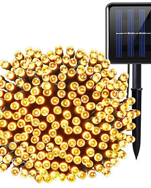 Классическая на солнечной батарее улична