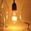 "Thumbnail: Винтажная лампочка накаливания ""Груша"""