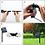 Thumbnail: Гирлянда с маленькими матовыми шариками на солнечной батарее