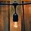 Thumbnail: Ретро-гирлянда со свисанием с лампочками накаливания