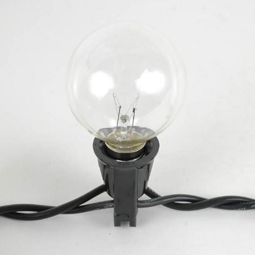 Лампочки для ретро-гирлянд G40