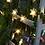Thumbnail: Гирлянда с ажурными снежинками