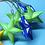 """Thumbnail: Гирлянда """"Разноцветные звёзды"""""""