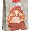 крафтовый пакет с котиком