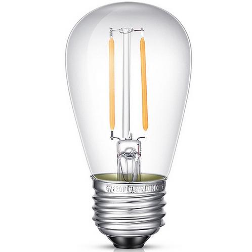 Светодиодная лампочка для ретро-гирлянд S14