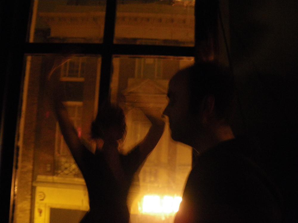 Londonas, šokis, menas, tamsa, vaiva rykstaite