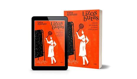 Knyga Lizos butas